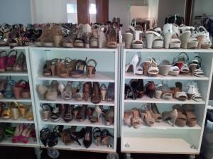 Dallas - Shoes anyone?
