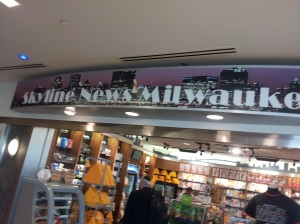 Welcome to Milwaukee airport, WI