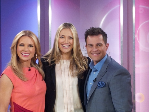 Sydney - With hosts Sonia Kruger & David Campbell