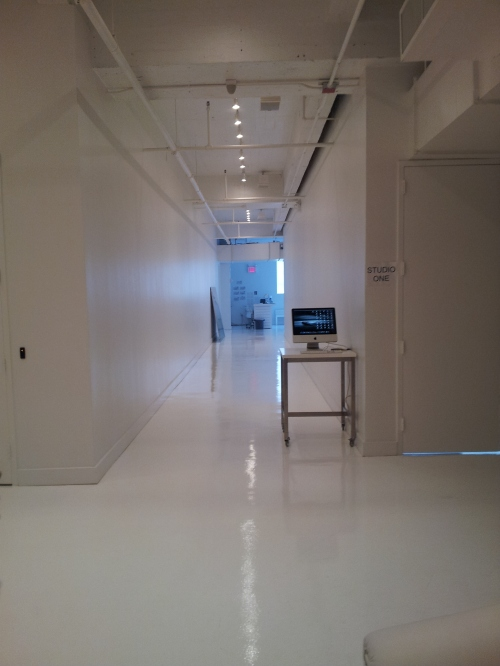 NYC - The studio in midtown