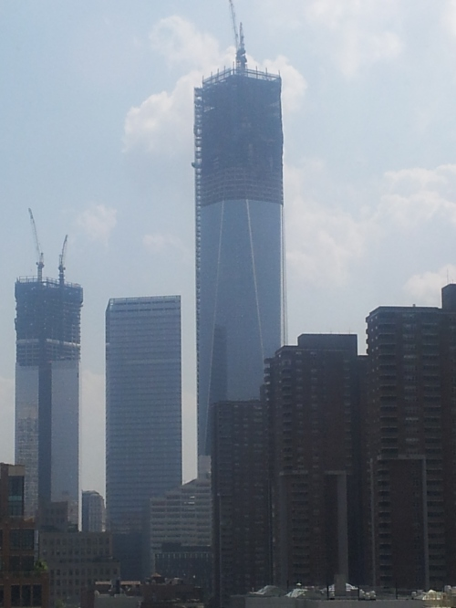 NYC - The Freedom Tower