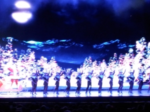 NYC - Radio City Christmas Spectacular