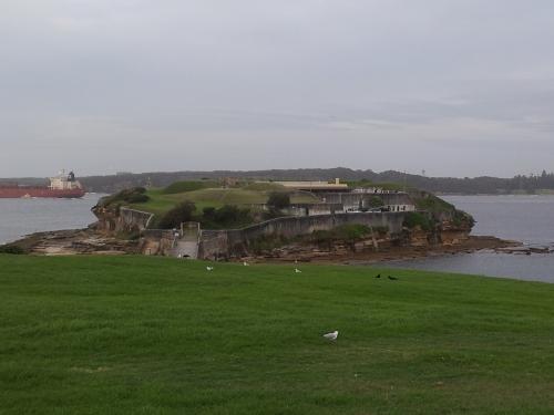 Sydney - Bare Island, La Perouse