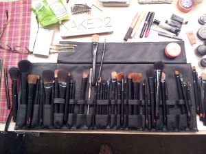 NYC - Kelley Quan's Vegan Beauty Brush collection