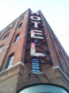 Brooklyn - Wythe Hotel