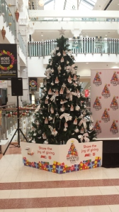 Salvation Army Wishing Tree