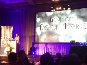 Hawaii - Governor's Fashion Awards 2013