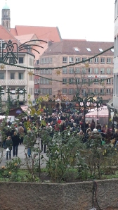 Germany - Nuremberg Christmas Market