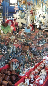 Nuremberg - I have never seen so many gorgeous Christmas ornaments