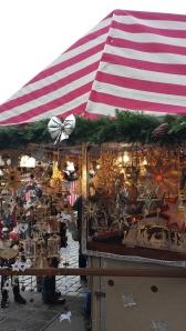 Nuremberg - Christmas ornaments so beautiful and fragile