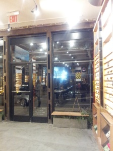 NYC - Warby Parker