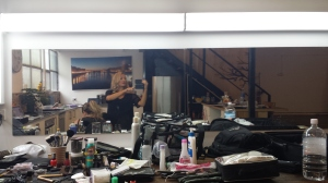 Where the magic of beautiful hair and make-up happens