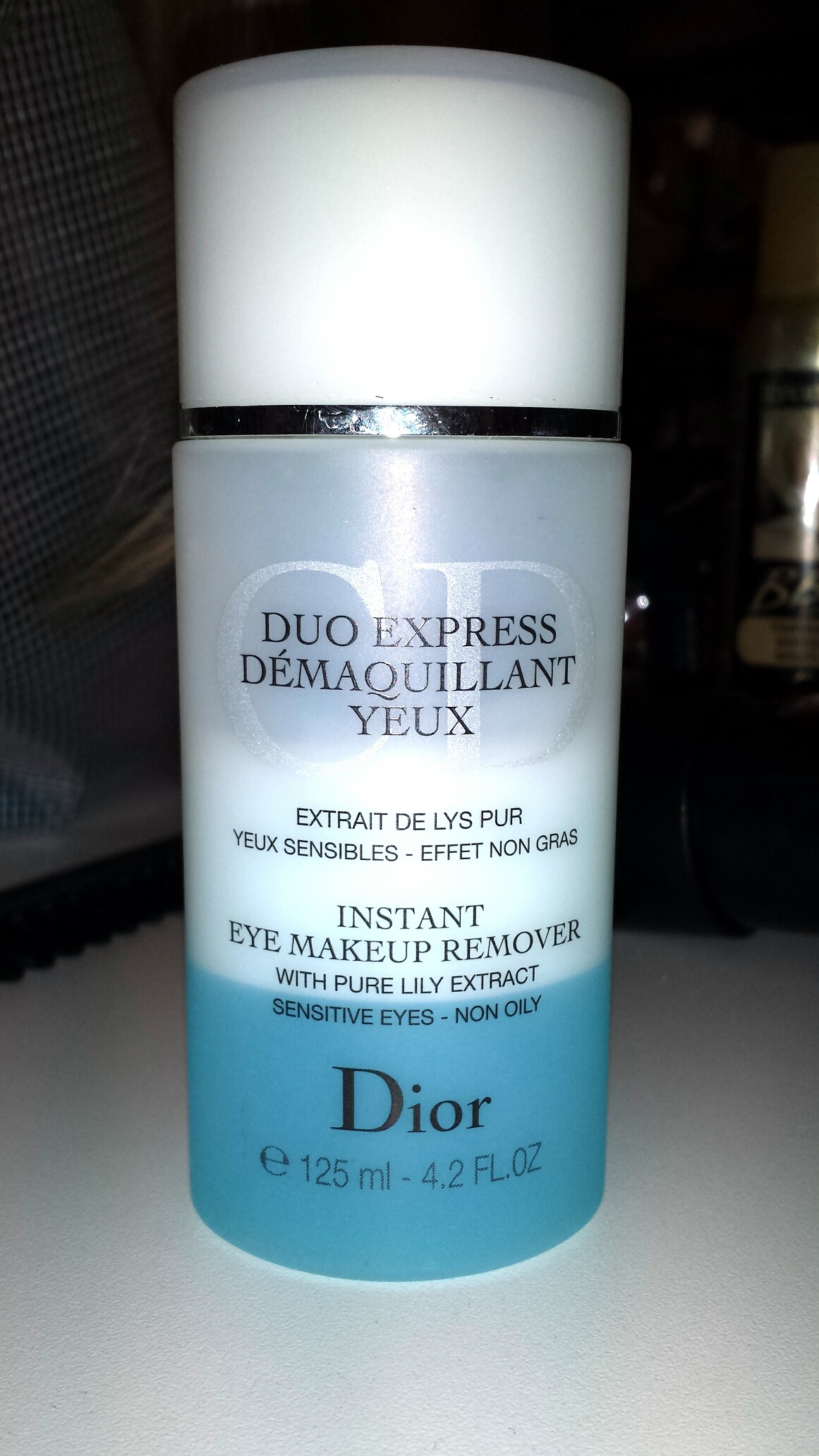 The best eye makeup remover