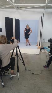 At Mondo Studio Sydney shooting Ezibuy