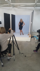 At Mondo Studio Sydney shooting Ezibuy
