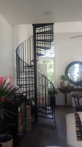 I love the interiors of our location house
